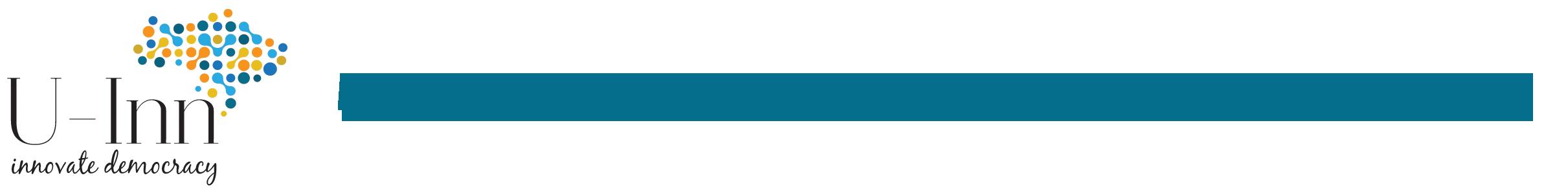 2017 | U-inn – Молодіжні інновації для демократії та прав людини
